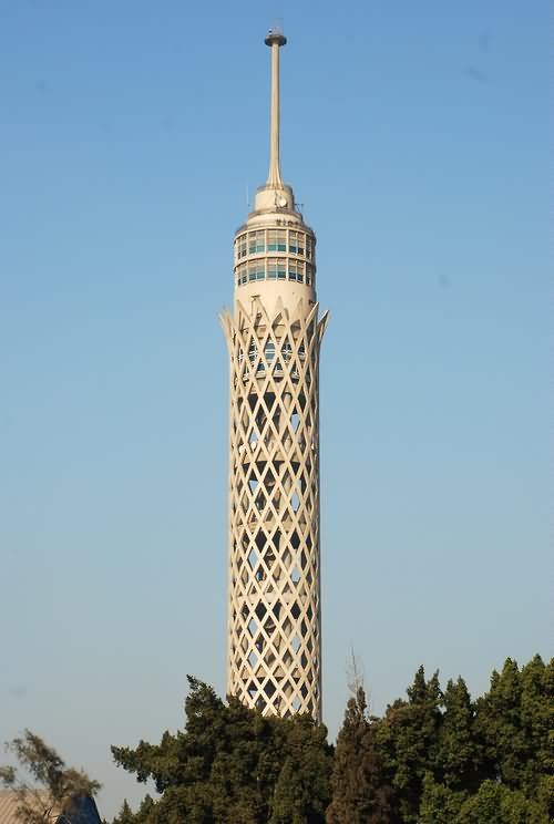 The Cairo Tower View