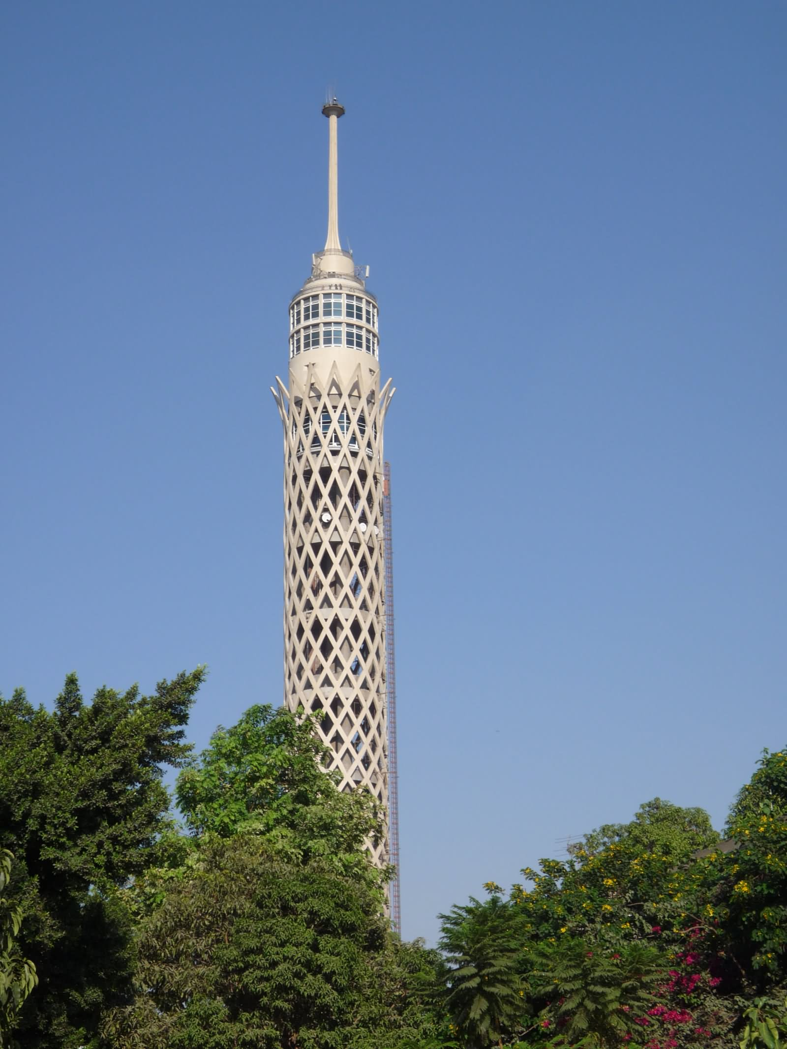 The Cairo Tower
