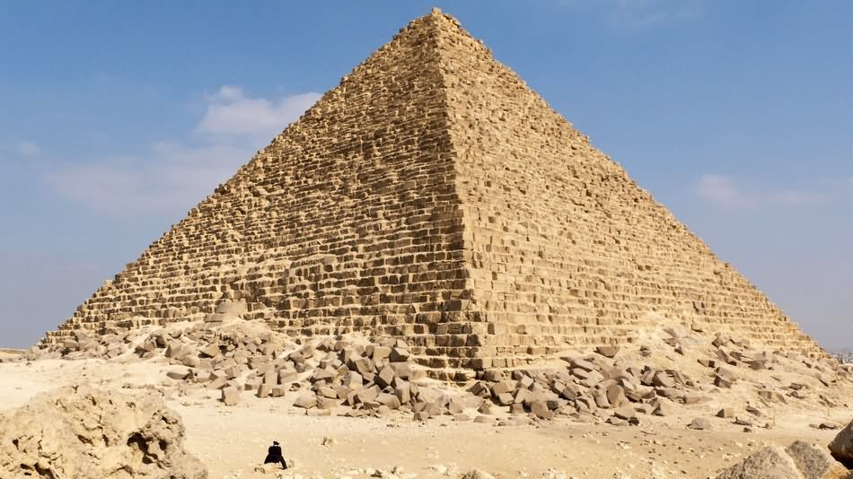The Egyptian Pyramid Picture