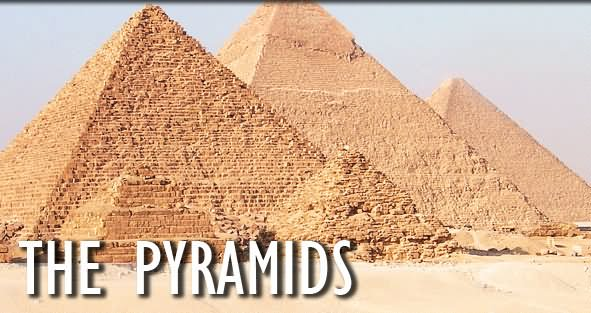 The Egyptian Pyramids In Egypt Picture