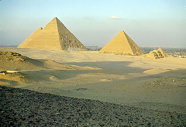 The Egyptian Pyramids Picture