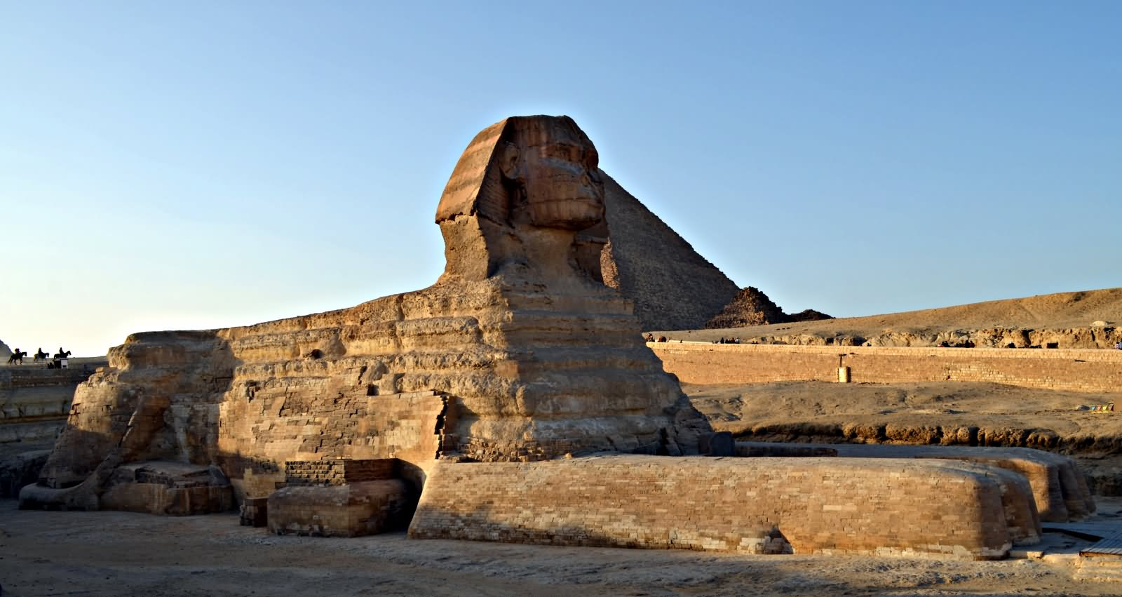 The Great Sphinx of Giza In Egypt Picture