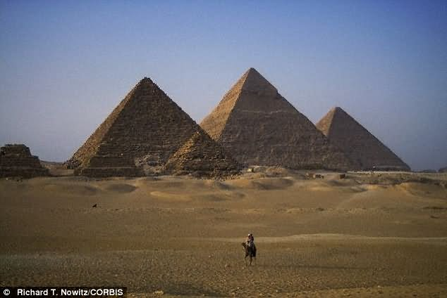 The Most Famous Egyptian Pyramids