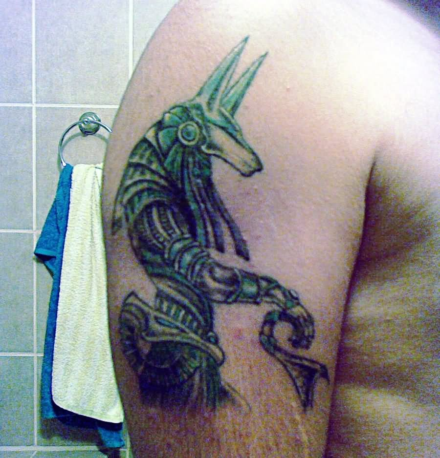 20+ Traditional Anubis Tattoos