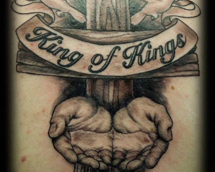 43+ Incredible King Tattoos