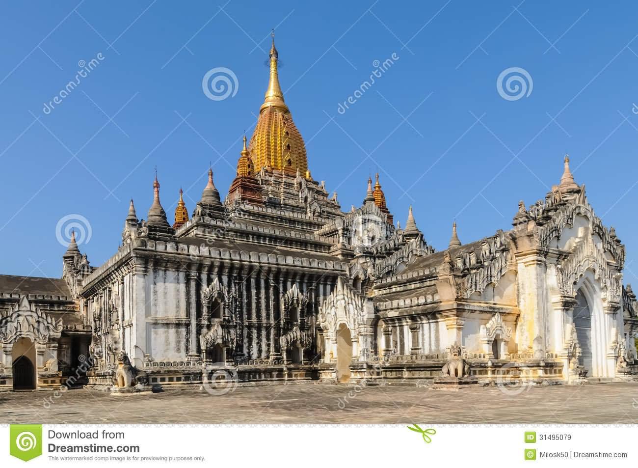 Ananda Temple Complex