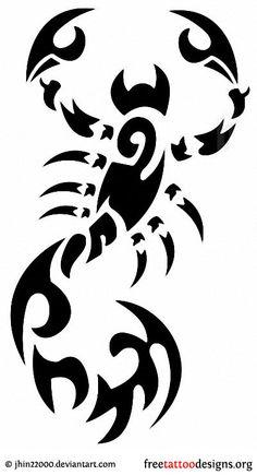28 tribal scorpion tattoos rh askideas com tribal scorpion tattoo on leg tribal scorpion tattoo drawings