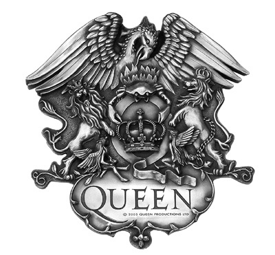 Queen Band Logo Tattoo