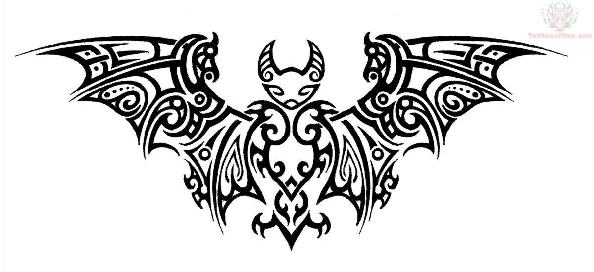 10 tribal vampire tattoo designs - Dibujos tribales para tatuar ...