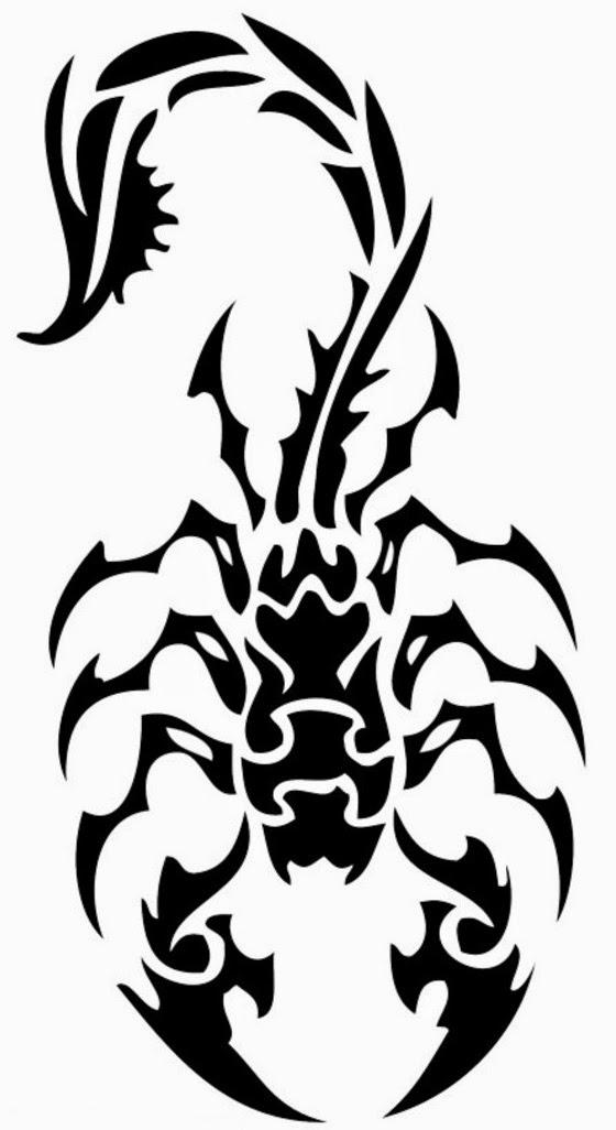 28 tribal scorpion tattoos. Black Bedroom Furniture Sets. Home Design Ideas