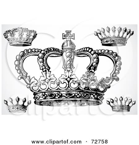 Awesome Crown Tattoos