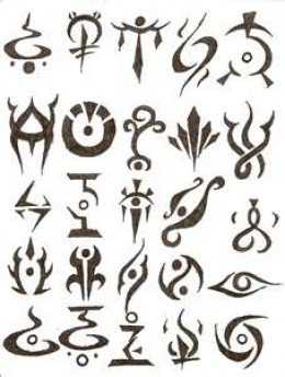 Cool Small Designs 12+ latest symbol tattoo designs