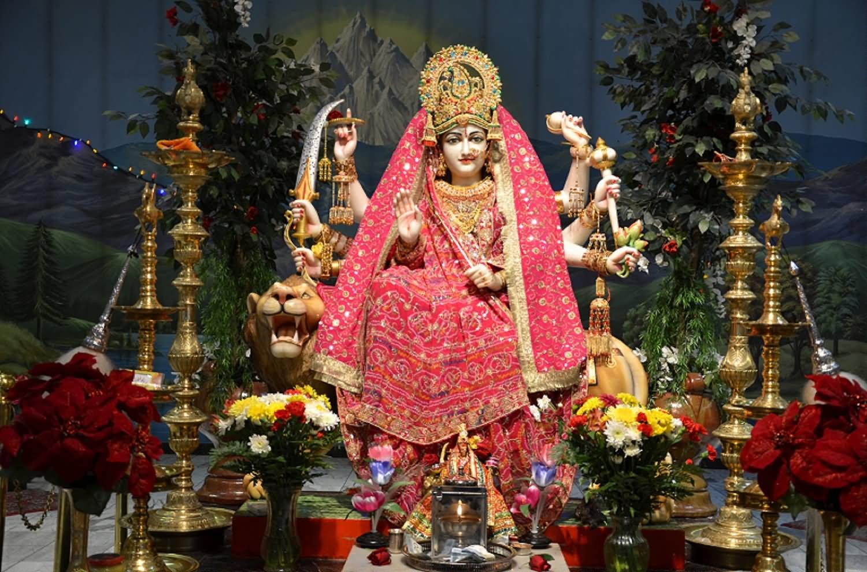 Inside Picture Of Vaishno Devi Temple