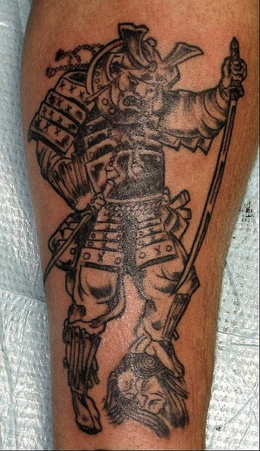 51 awesome samurai tattoos. Black Bedroom Furniture Sets. Home Design Ideas