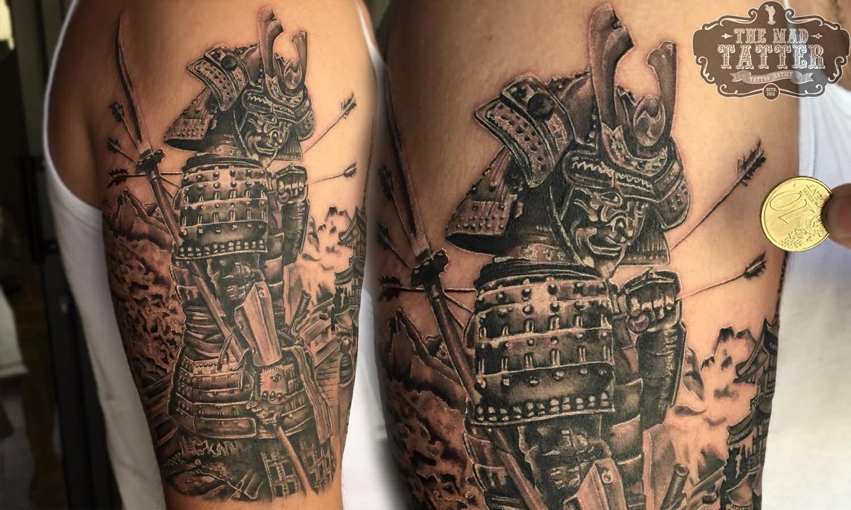 voodoo man tattoo