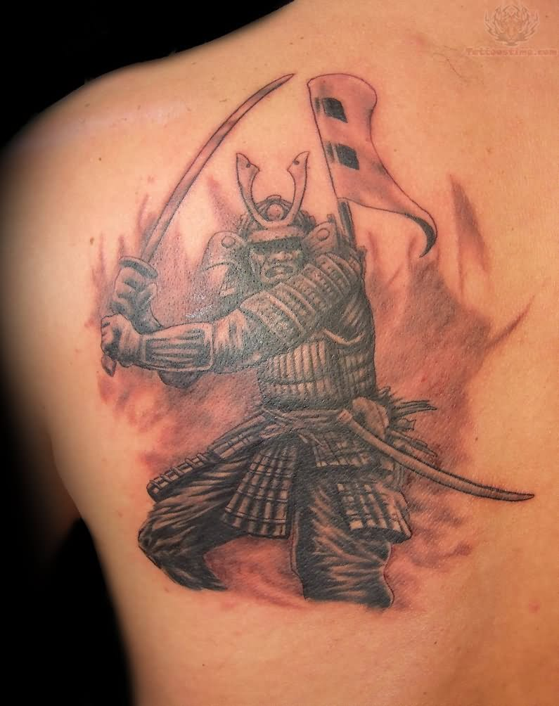 51 awesome samurai tattoos. Black Bedroom Furniture Sets. Home Design Ideas
