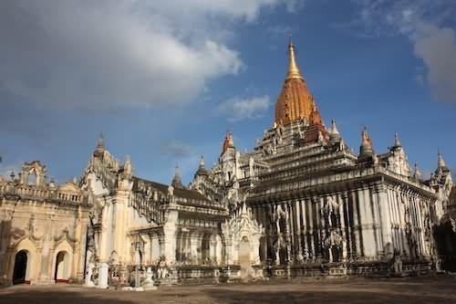 The Ananda Temple In Bagan, Myanmar Burma
