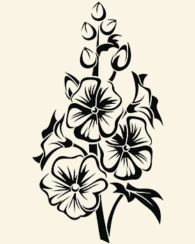 fa0adf15d 22+ Best Hibiscus Tattoo Designs