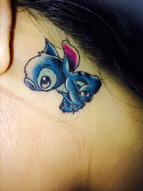 13+ Cute Stitch Tattoos