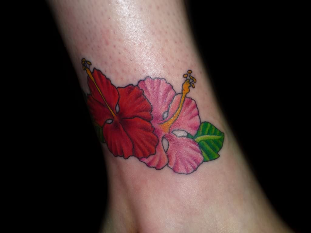 50 Beautiful Hibiscus Tattoos