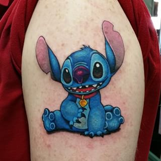 d36bc583d Stitch Tattoo Design For Shoulder