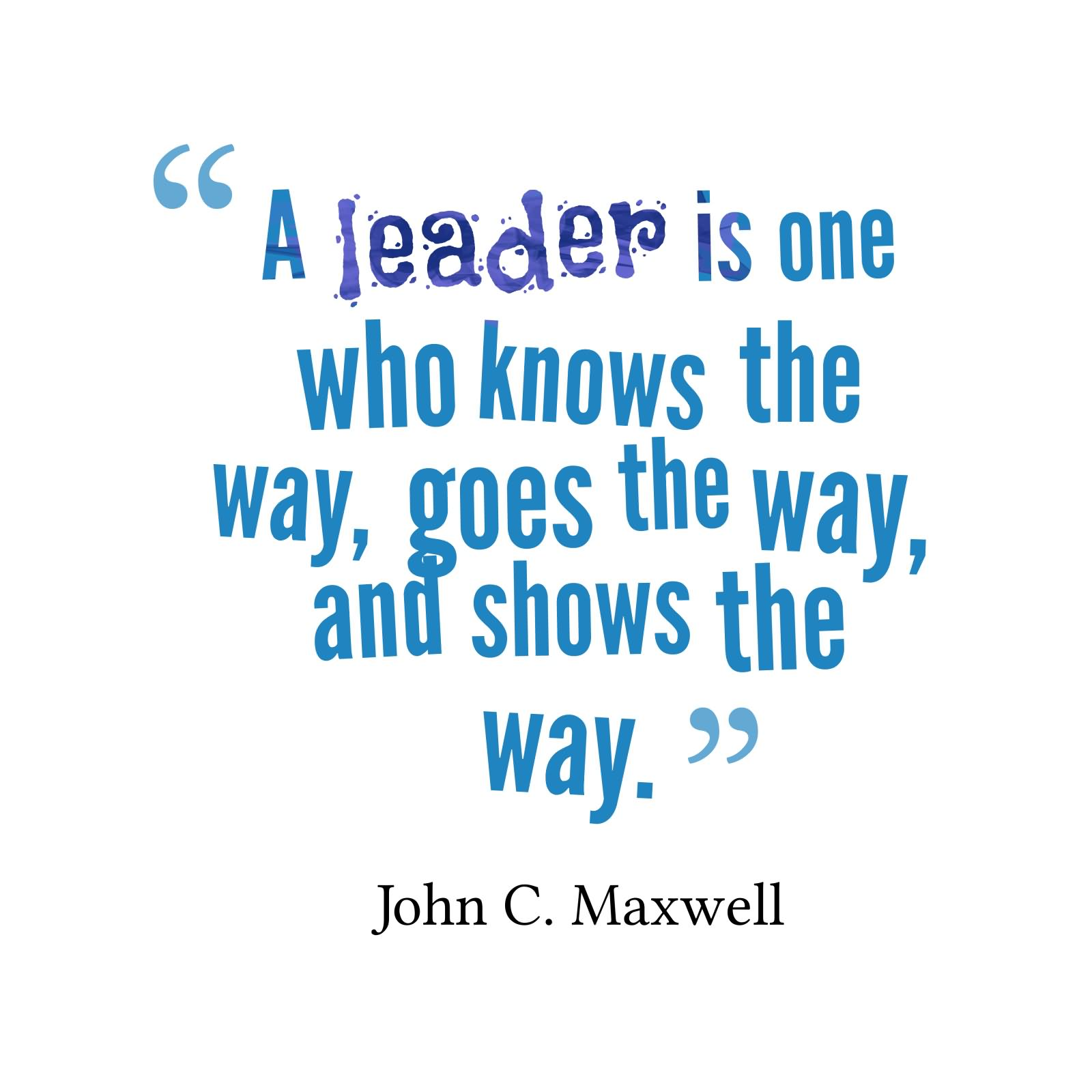 Leadership Quotes - Askideas.com