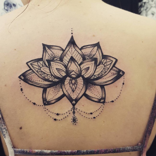13+ upper back tattoo design ideas