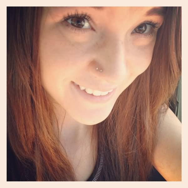 Nose Piercing Both Sides