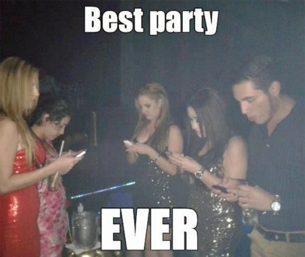 Best. Party. Ever. Meme