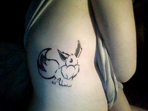 eevee tattoo - photo #27