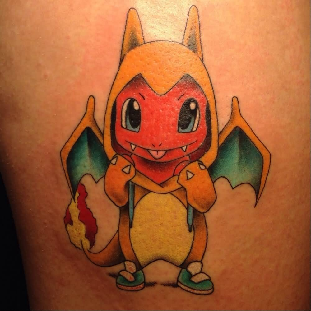 15 cool pokemon tattoo designs