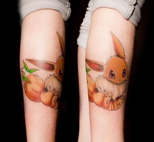 eevee tattoo - photo #24