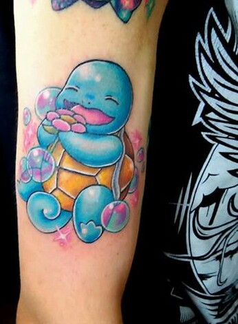 12+ Latest Pokemon Tattoos On Sleeve