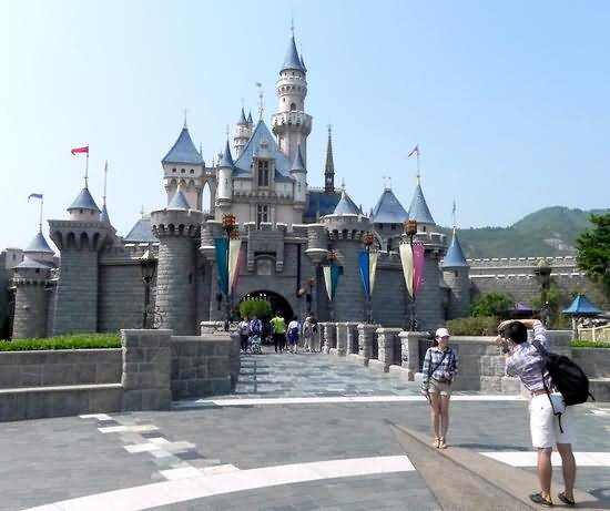 Amazing Hong Kong: 40 Most Amazing Pictures And Images Of Hong Kong Disneyland
