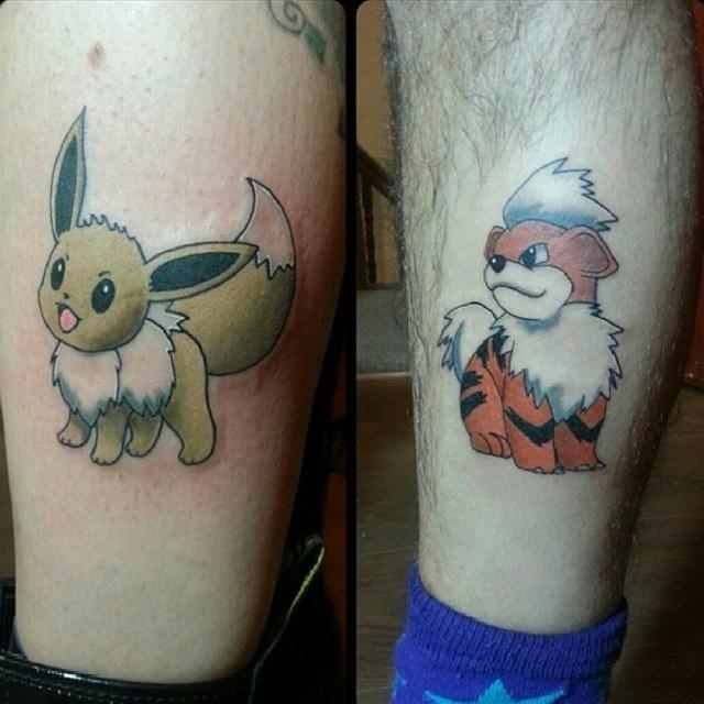 eevee tattoo - photo #28