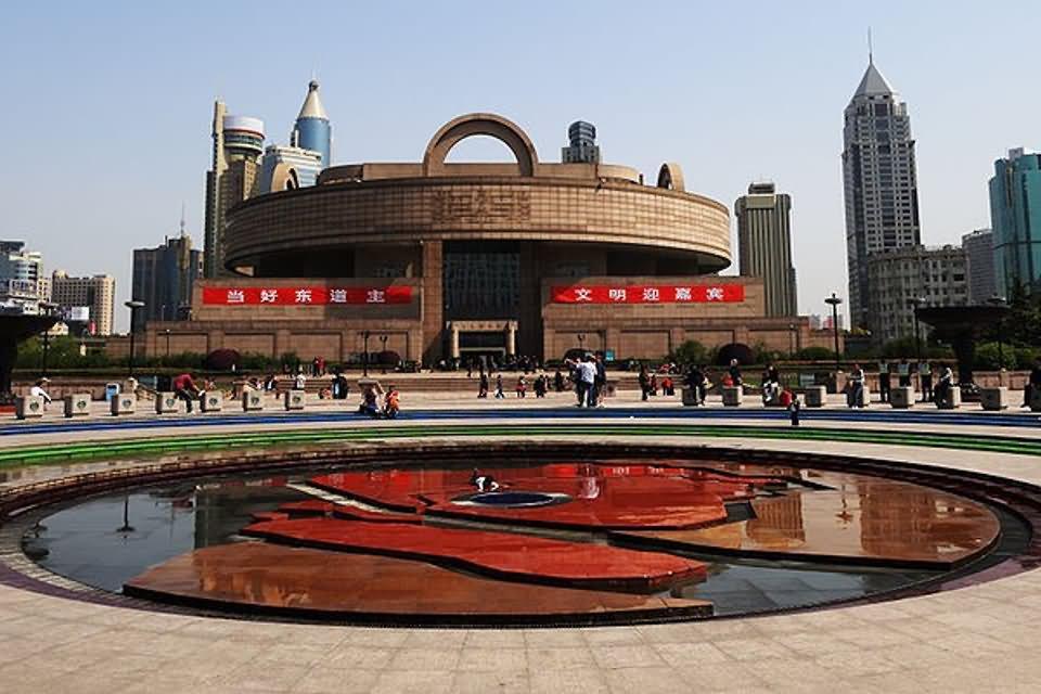 Resultado de imagem para shanghai museum