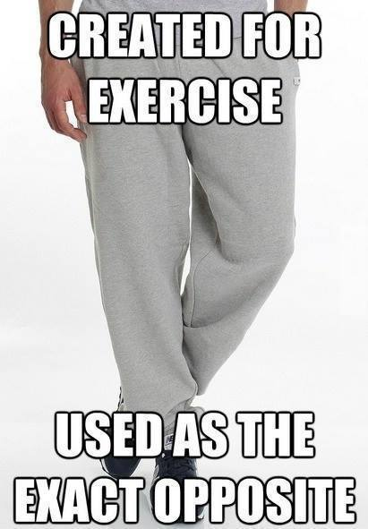 Funny Pants Meme Created For Exercise Used As The Exact Oppsite Picture don't you wish it was only ants in your pants funny meme image