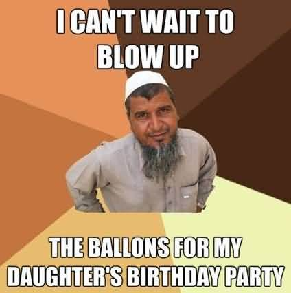Funny Party Meme I Cant Wait To Blow Up Picture 40 most funny party meme pictures and photos