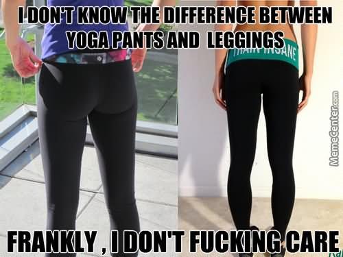 Walmart grey leggings - 2 part 1