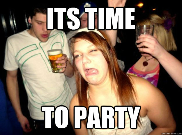 40 Most Funniest Party Meme Pictures And Photos