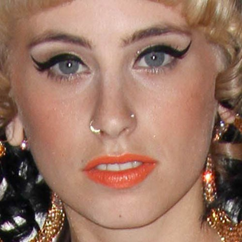Kreayshawn With Double Nose Piercing