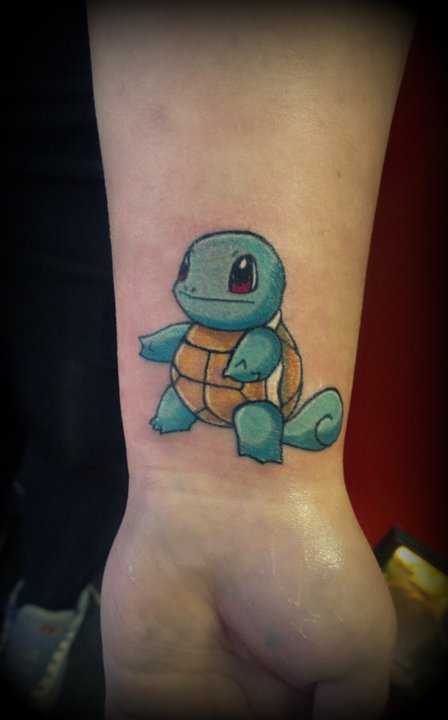 33+ Legendary Pokemon Tattoo Pictures