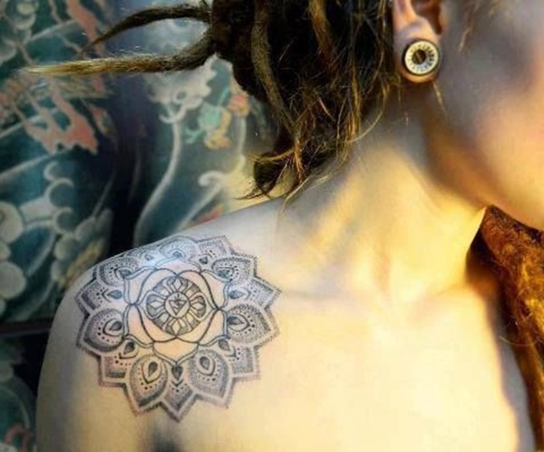 69 awesome shoulder tattoos. Black Bedroom Furniture Sets. Home Design Ideas