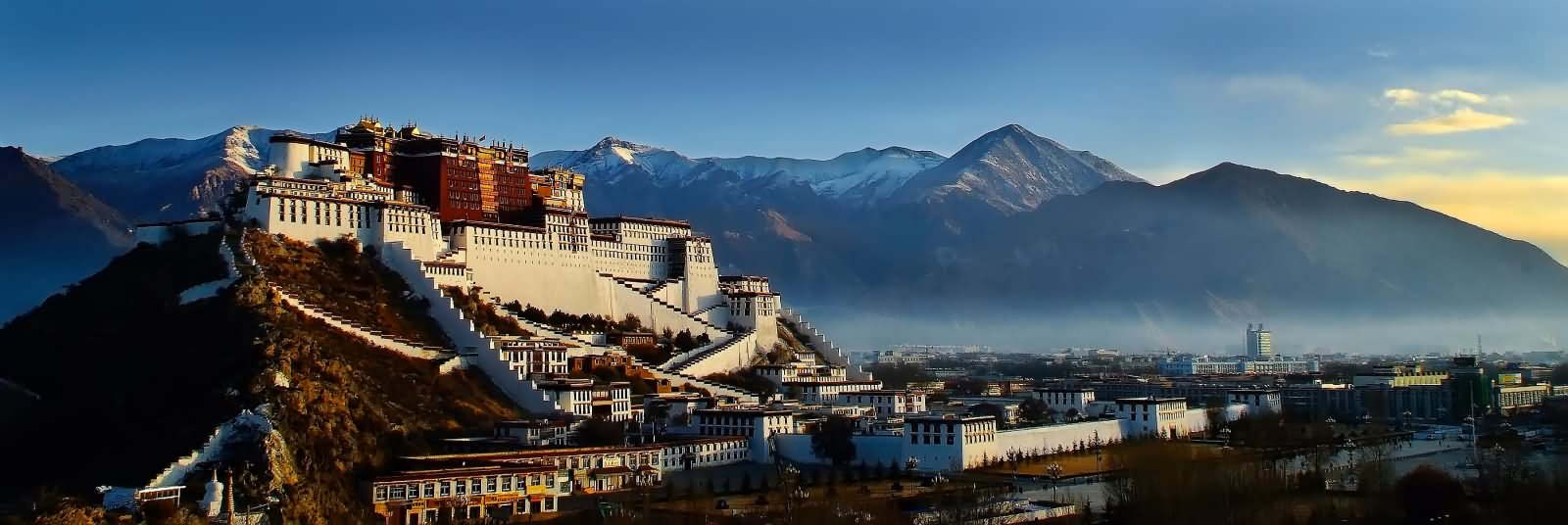 40 Most Adorable Pictures And Photos Of Potala Palace In