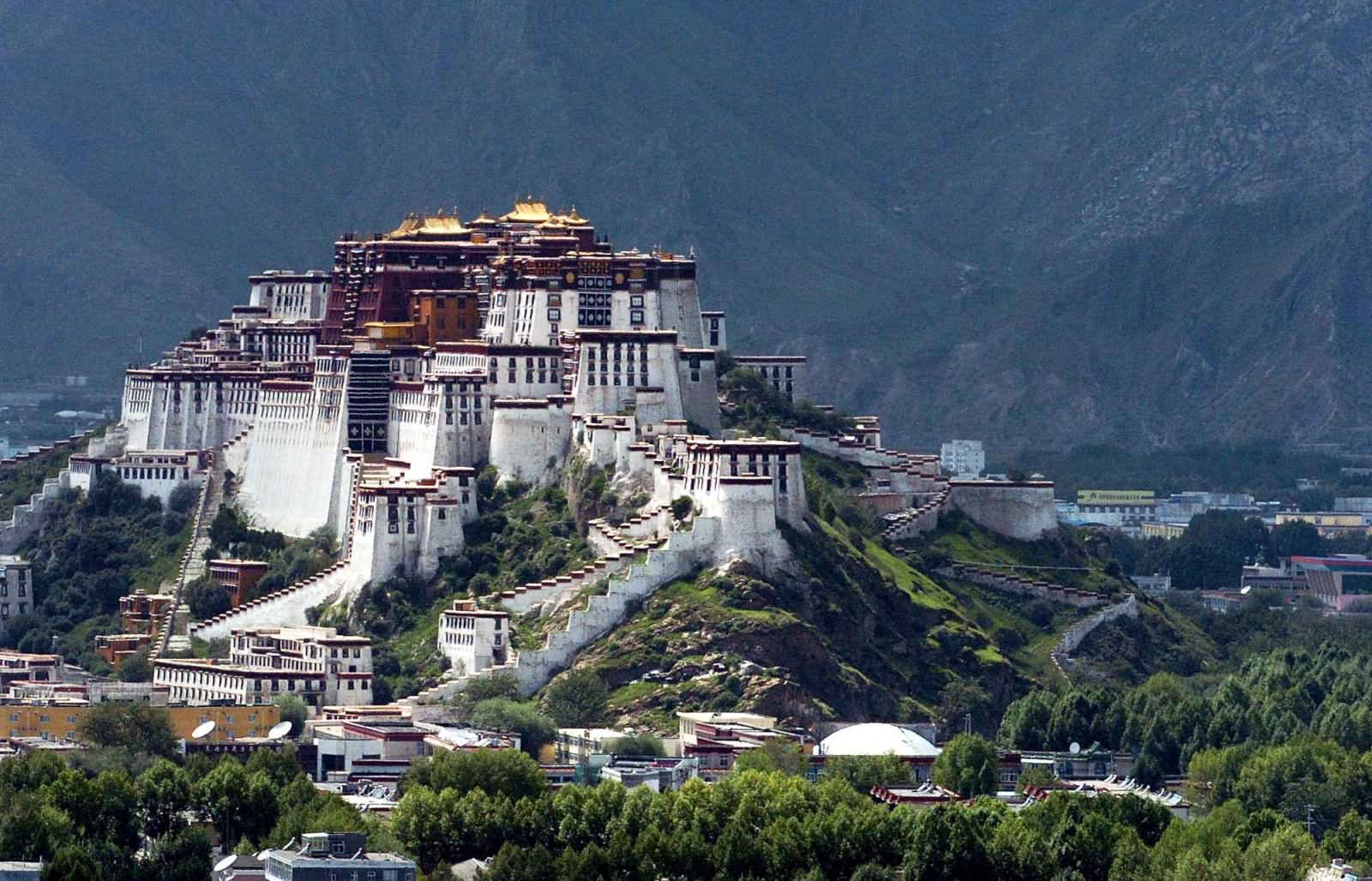 40 Most Adorable Pictures And Photos Of Potala Palace In Tibet  China