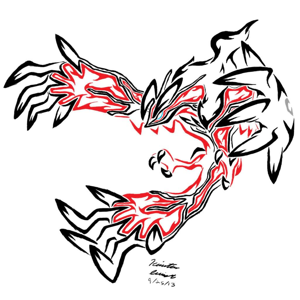 27 Legendary Pokemon Tattoo Designs