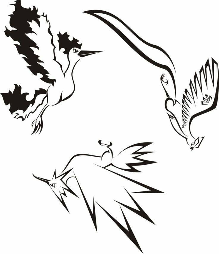 27 Legendary Pokemon Tattoo Designs