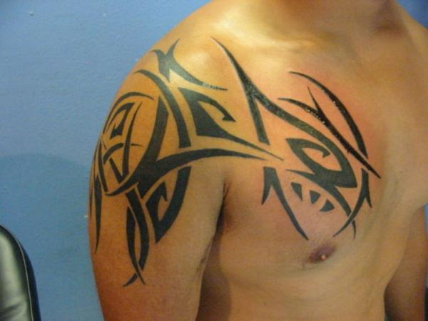 69+ Awesome Shoulder Tattoos