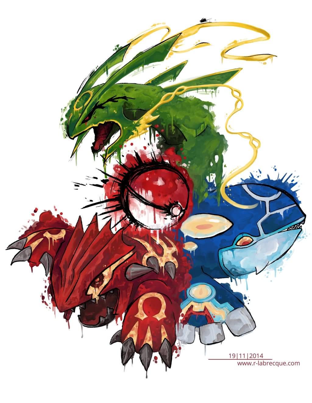 Gallery For gt Legendary Pokemon Tattoo