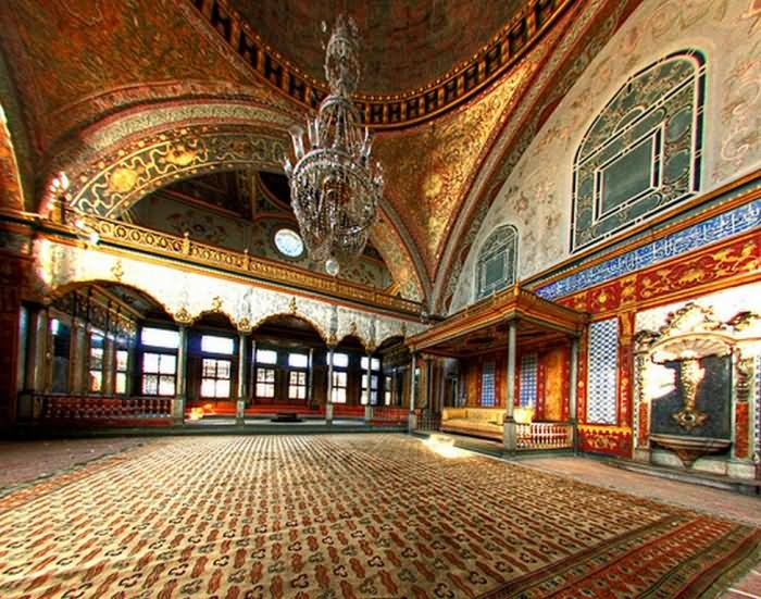 40 Very Beautiful Topkapi Palace In Istanbul, Turkey ...